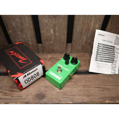 Maxon OD808 Overdrive (with box/manual) for sale