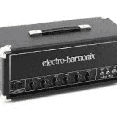 Electro-Harmonix MIG-50 2-Channel 50-Watt Tube Guitar Amp Head. Brand New!
