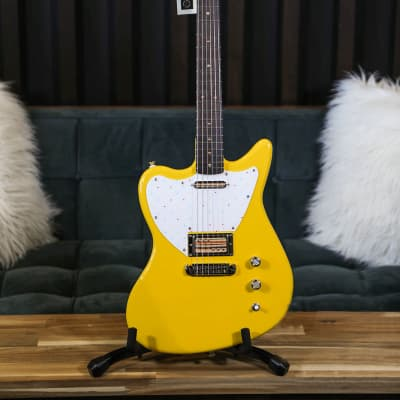 Prisma Sunset Series Electric Guitar - Taxicab Yellow for sale