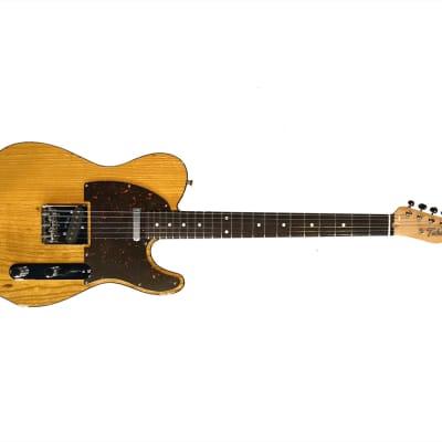 Guitarra Tokai ATE 124 B VNT/R 2020 Fresno Vintage natural