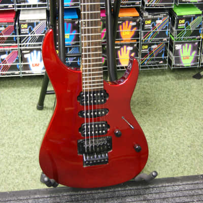 Crafter Crown DX in metallic red finish - made in Korea for sale