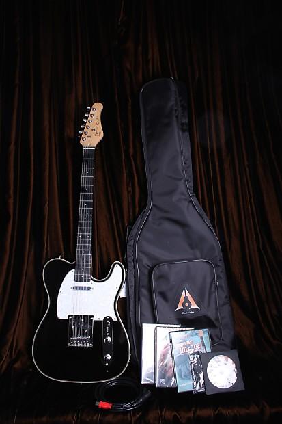 fretlight fg 431 vintage electric guitar telecaster reverb. Black Bedroom Furniture Sets. Home Design Ideas