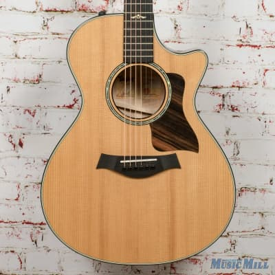 Taylor 612ce V-Class Acoustic Electric Guitar x9096 for sale