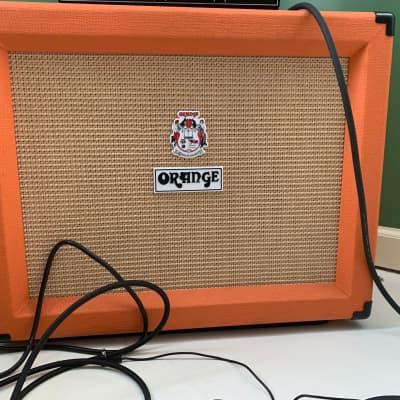 "Orange PPC112 60-Watt 1x12"" Guitar Speaker Cabinet"
