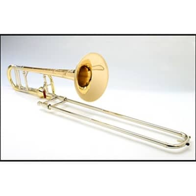 Shires Q Series Tenor Trombone - Axial Valve and Yellow Brass Bell