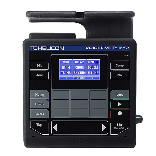 tc helicon voicelive touch 2 vocal effects processor and reverb. Black Bedroom Furniture Sets. Home Design Ideas