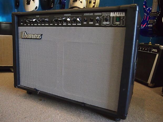 ibanez tb100r tone blaster amplifier 100w 2x12 guitar combo reverb. Black Bedroom Furniture Sets. Home Design Ideas