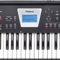 Roland BK-3 Backing Keyboard, Black (BK3BK)