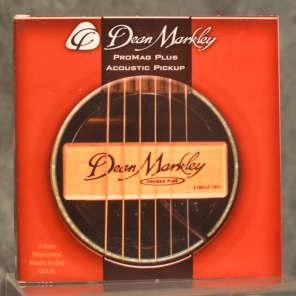 Dean Markley ProMag Plus XM Single Coil Acoustic Soundhole Pickup for sale