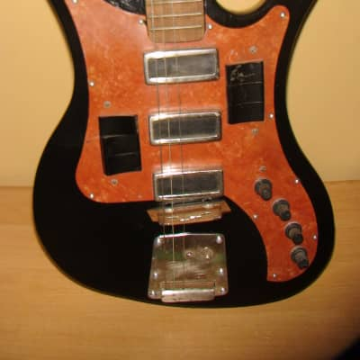 Aelita  Electric Guitar USSR Russian Soviet Vintage for sale