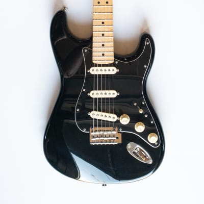 Fender Special Edition Player Stratocaster 2019 Black for sale