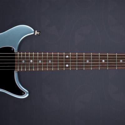 Feline Guitars Lion Cub DC  Pelham Blue for sale