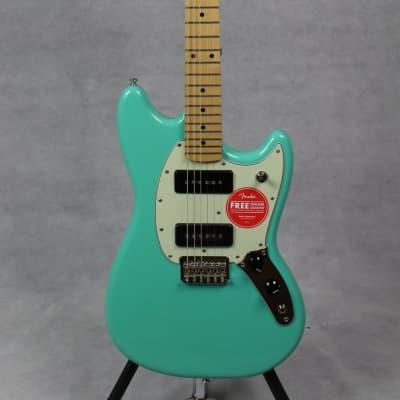Fender Player Mustang 90 Maple Fingerboard Seafoam Green