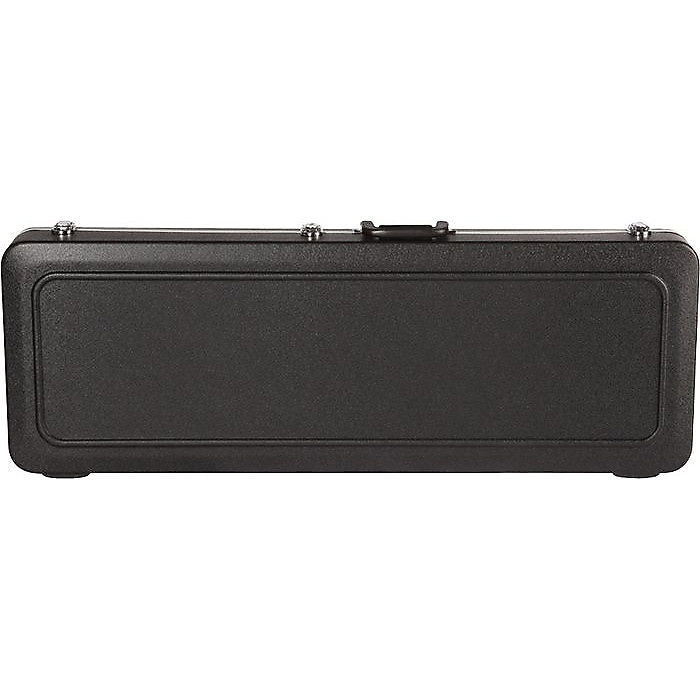 8df18721bc Gator Deluxe ABS Fit-All Electric Guitar Case