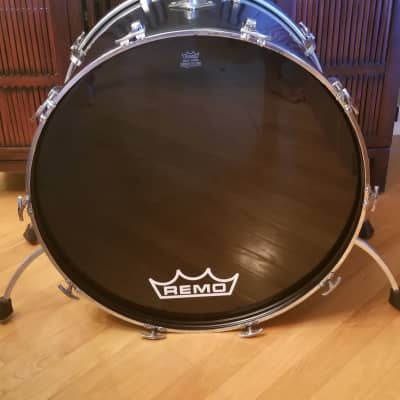 Ludwig 6.5x14 Hammered Brass Snare Drum w/Tube Lugs & P85.