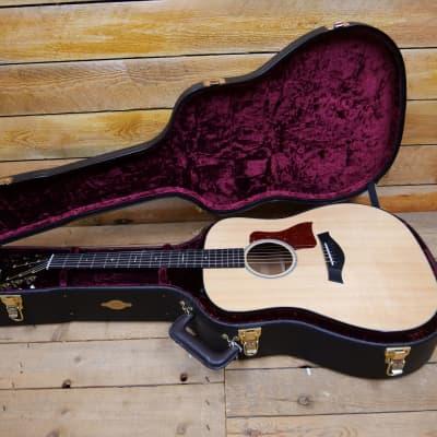 Taylor 510e Dreadnought Electro Acoustic Guitar
