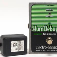 Electro-Harmonix Hum Debugger Hum Eliminator / Noise Gate Effect Pedal