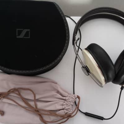 Sennheiser - HD1 Wired Over-the-Ear Headphones (iOS) - Ivory