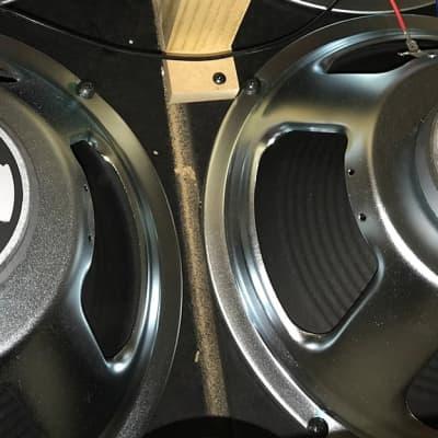 PAIR Celestion G12-412MG 8ohm 12 inch 30w Marshall Custom Voiced Classic British Tone Guitar Speaker
