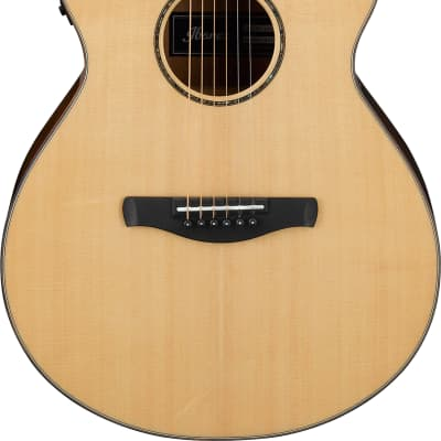 Ibanez AEG200 - 6-string A/E Guitar with Solid Spruce Top, Natural Low Gloss