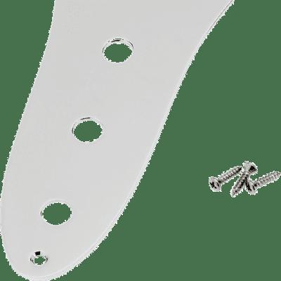 Fender Jazz Bass Control Plate, 4-Hole (Chrome)
