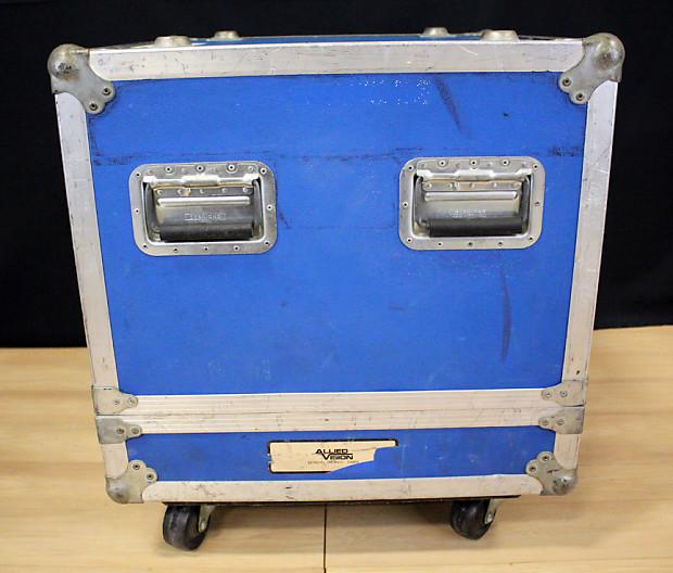 Viking Cases Amplifier Speaker Or Misc Music Equipment