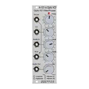 Doepfer A-101-6 Opto VCF Opto FET Filter / Phaser