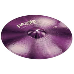 "Paiste 18"" Color Sound 900 Series Crash Cymbal"