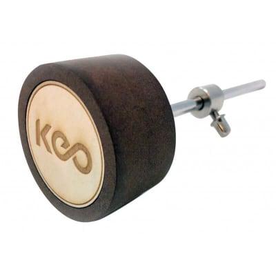 Keo Percussion Kick Wood Beater 1/4 Shaft