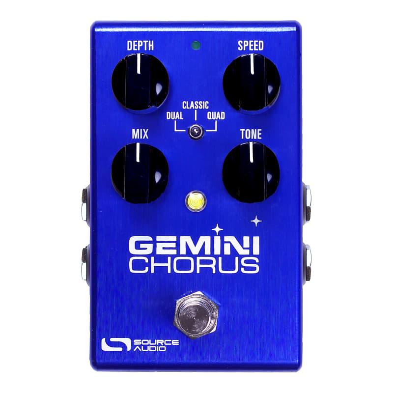 Source Audio SA242 One Series Gemini Chorus Effects Pedal
