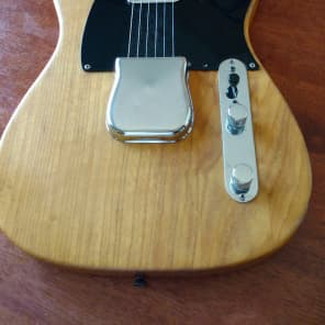 Fender  Telecaster Late 60s Very Early 70s Natural for sale