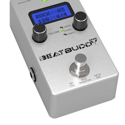 singular sound beatbuddy mini drum machine pedal reverb. Black Bedroom Furniture Sets. Home Design Ideas