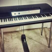 Wurlitzer 200A Electric Piano 1970s Black image