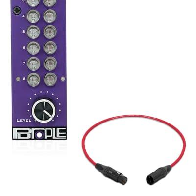 Purple Audio Moiyn | 500-Series 8x2 Summing Mixer | Pro Audio LA