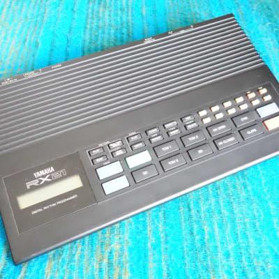 Yamaha RX21 Digital Rhythm Programmer / Drum Machine w/ AC Adapter - E132
