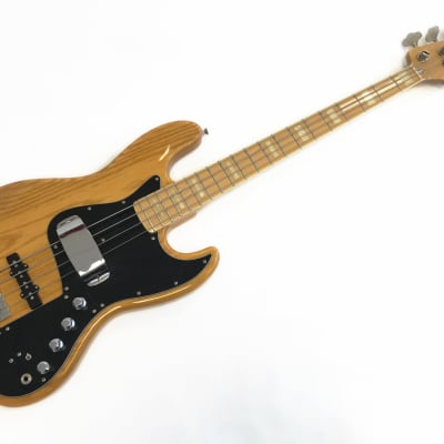 Fender Marcus Miller Artist Series Signature Jazz Bass MIJ 1999 - 2014 Natural for sale