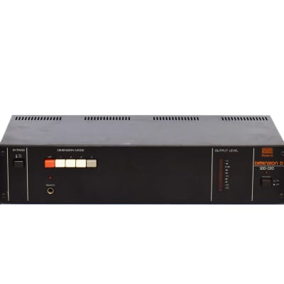 Roland Dimension-D SDD-320 Vintage Analog Stereo Chorus for sale