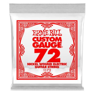 Ernie Ball 1172 Nickel Wound .072
