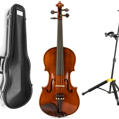 H. Jimenez Segundo Nivel (Second Level) Violin 4/4 Outfit w/Case, Bow, Stand - NEW Authorized Dealer