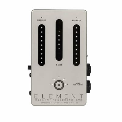 "Darkglass Electronics ""Element"", Cabinet Simulator/Bluetooth Headphone Amp"