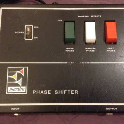 Maestro PS-1A Phase Shifter 70's black for sale