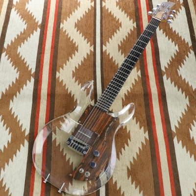 Ampeg 1970 Dan Armstrong Lucite Guitar