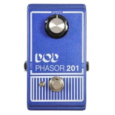 DOD DOD Phasor 201 Analog Phase Shift Reissue 2017 Blue