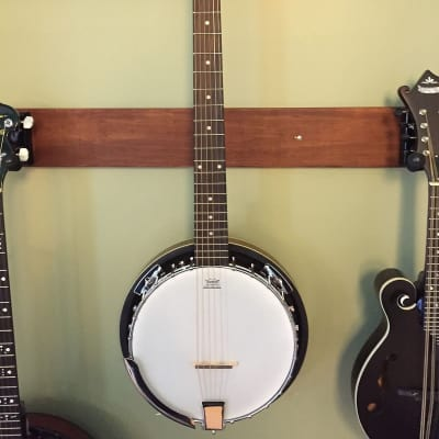 NEW MADERA 6 STRING BANJO - 24 BRACKET / BANJITAR for sale