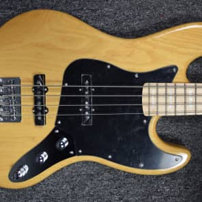 KSD V70 Jazz Bass (Natural) NOS *NOT Pre-Owned for sale