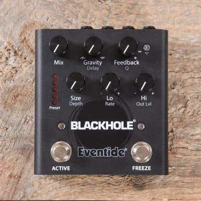 Eventide Blackhole Reverb Pedal