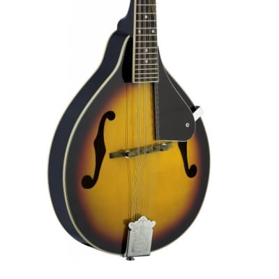 Stagg A-Style Acoustic Mandolin - Violinburst Finish for sale