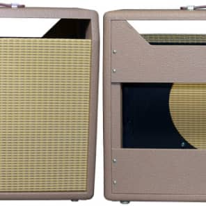 Mojotone Fender Brownface Deluxe Style 6G3 Combo Cabinet