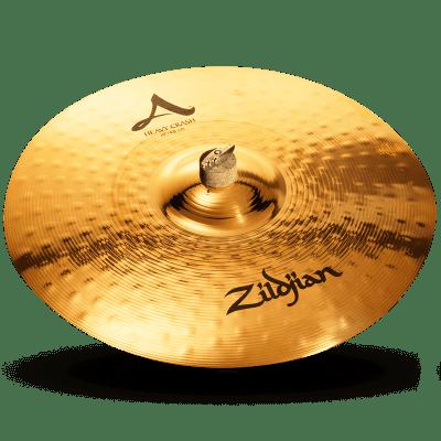 "19"" A ZILDJIAN HEAVY CRASH Cymbal A0279"