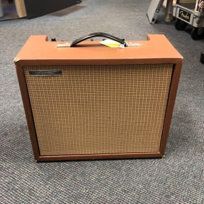 Rickenbacker Electro E12 1965 Brown tolex with tan grill-cloth